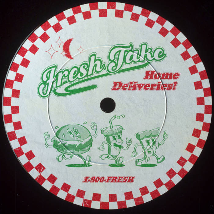 Home Deliveries | Fresh Take Records