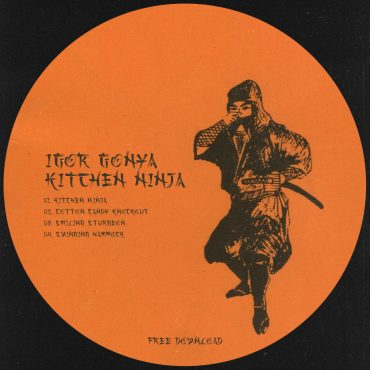 Igor Gonya - Kitchen Ninja