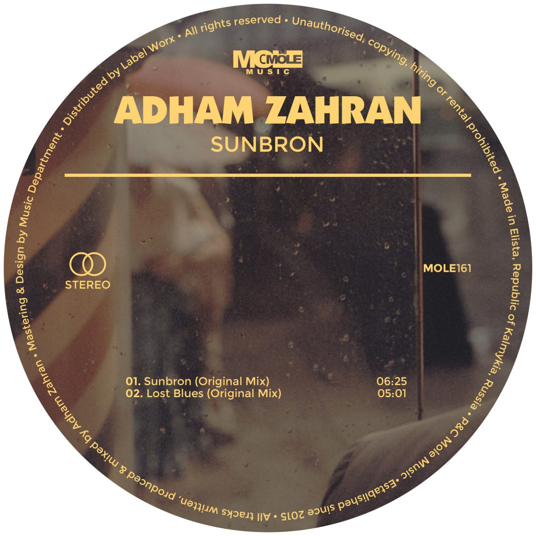 Adham Zahran - Sunbron | Mole Music