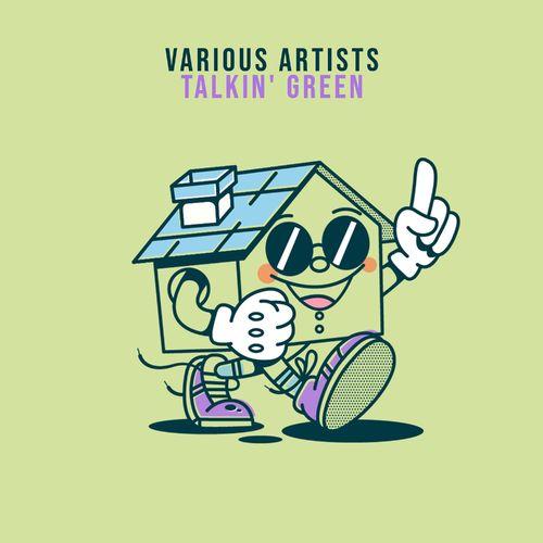 Talkin' Green ' theBasement Discos. | Music Show 360