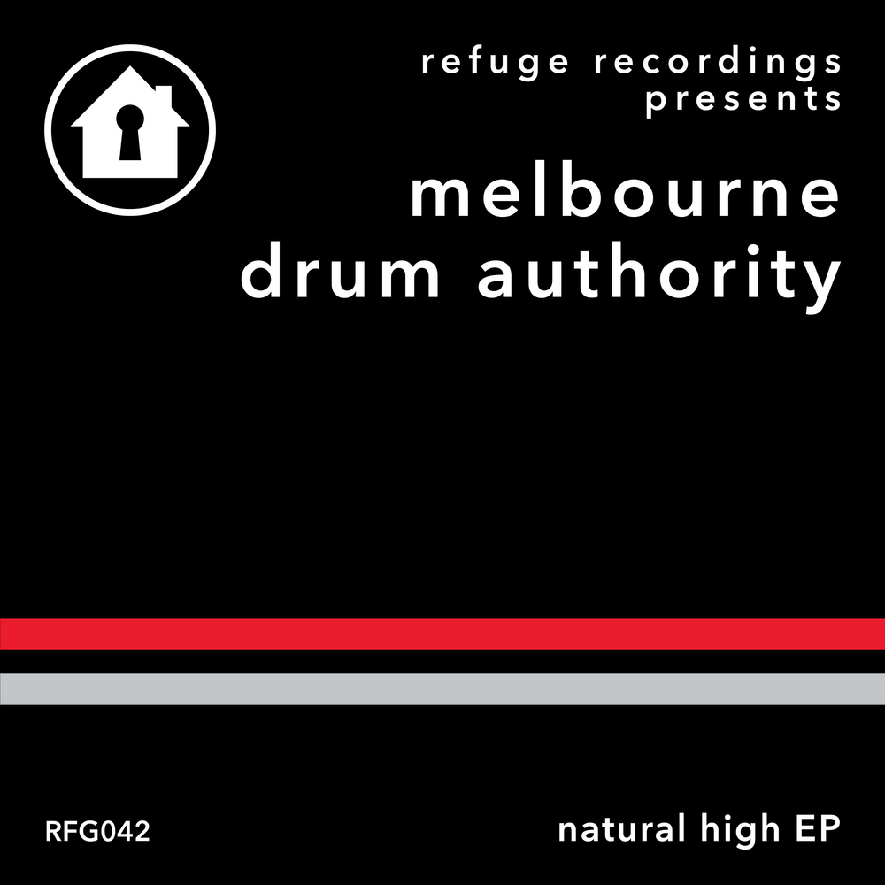 Melbourne Drum Authority - Natural High EP