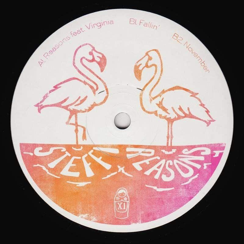 Steffi - Reasons EP (Reissue)