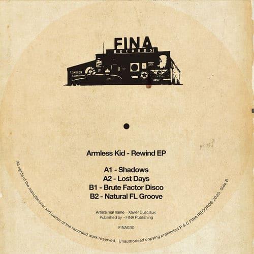 Armless Kid - Rewind | Fina Records