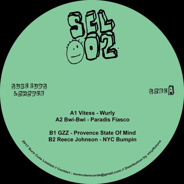 SCL002 | Sure Cuts Records