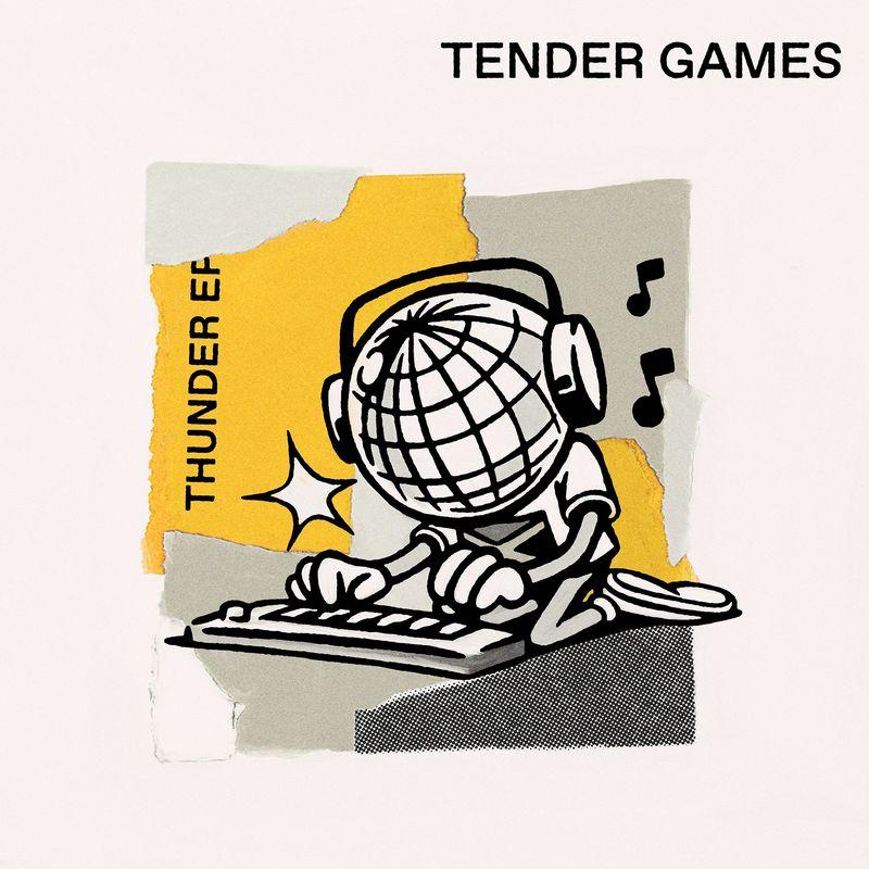 Tender Games - Thunder EP | Midnight Snacks.