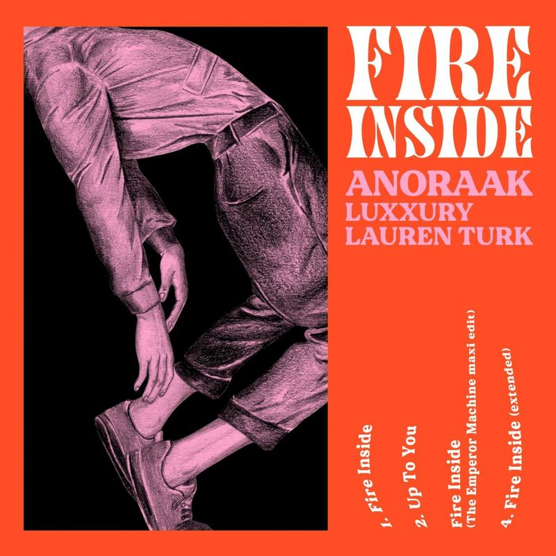 Anoraak - Fire Inside | Dance Music Radio