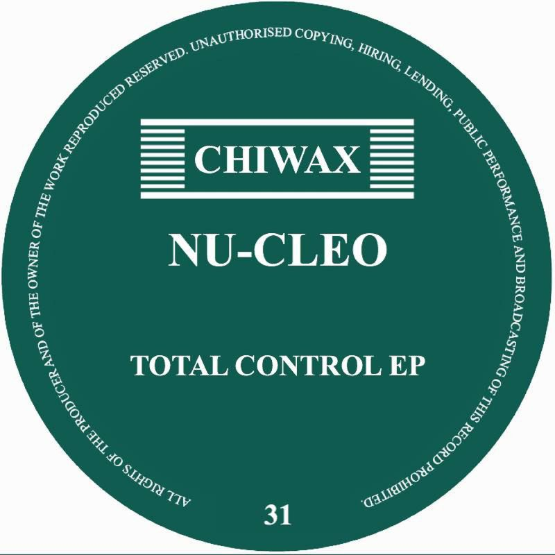 Nu-Cleo - Total Control EP