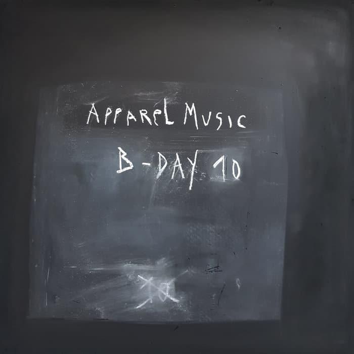 Apparel Music 10th Anniversary