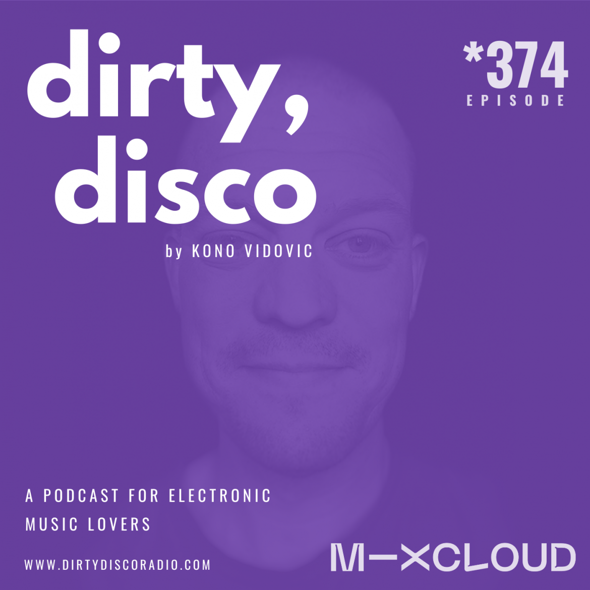 New electronic music mix selection | Dirty Disco 374