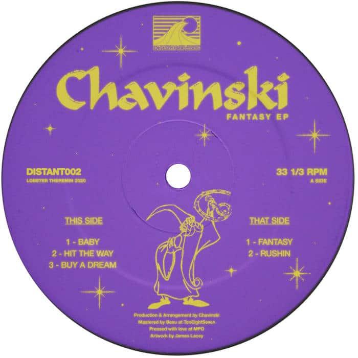 Chavinsky - Fantasy