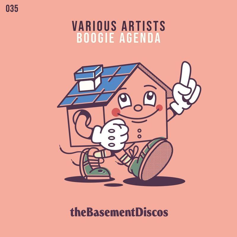 Boogie Agenda - theBasement Discos