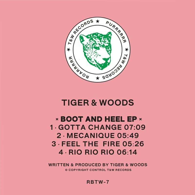 Tiger & Woods - Boot & Heel