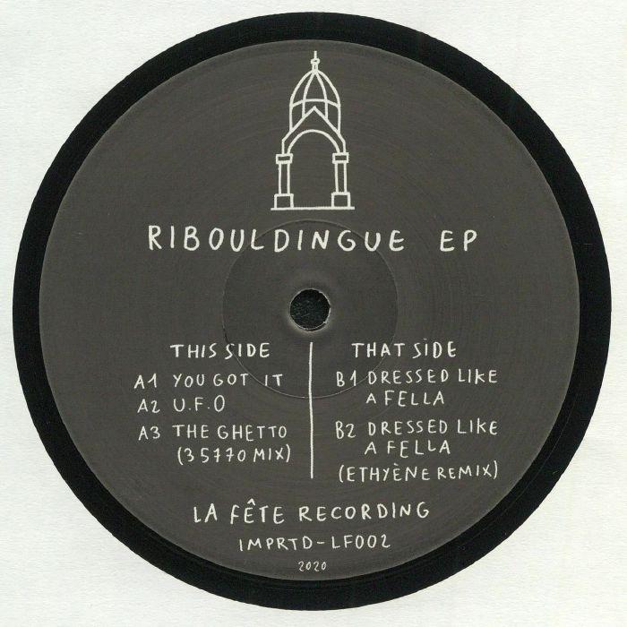 Yann Polewka - Ribouldingue