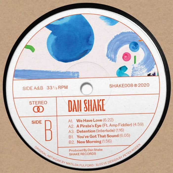 Dan Shake - We Have Love