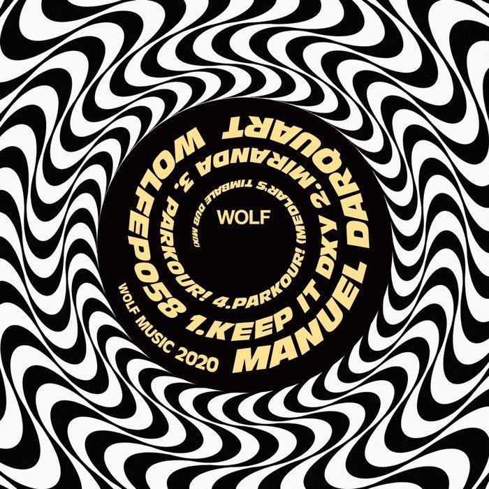 Manual Darquart - Parkour! Wolf Music