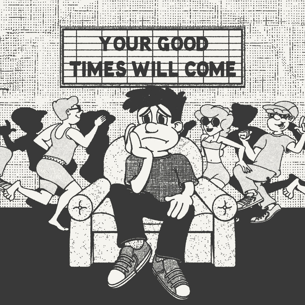 Laurence Guy - Your Good times will come