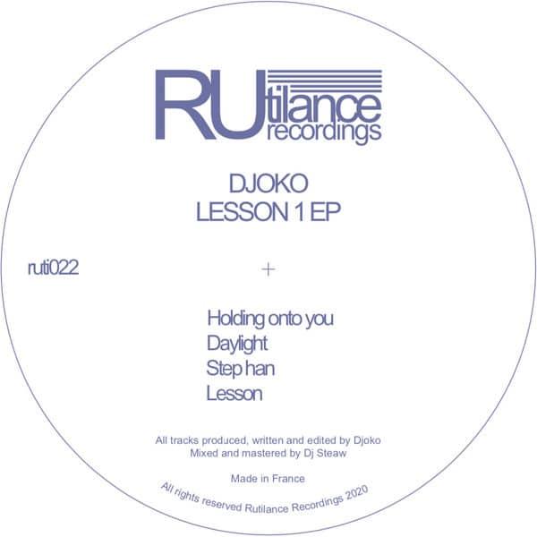 Djoko - Lesson 1 EP