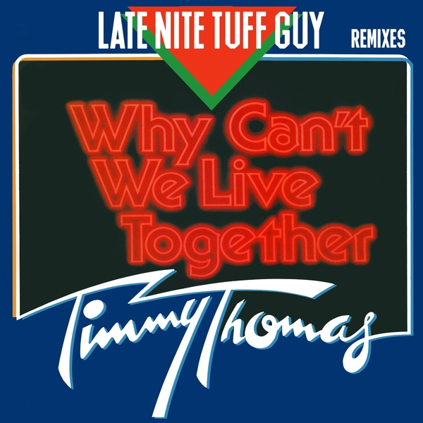 Timmy Thomas - Why Can't We Live Together (LNTG Rework)