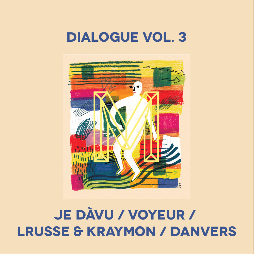 Dialogue Vol 3 Monologue Records