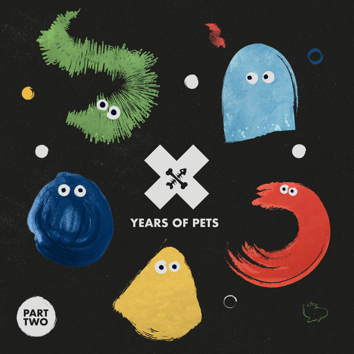10 Years Of Pets recordings