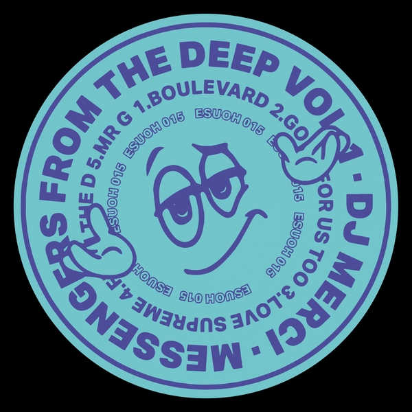 DJ Merci - Messengers From The Deep Vol 1