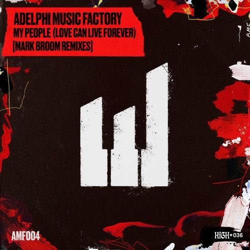 Adelphi Music Factory - My People (Love Can't Live Forever) (Mark Broom Forever Remix)