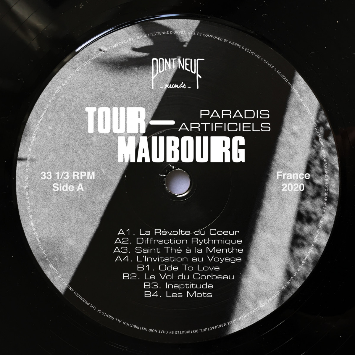 Tour-Maubourg - Paradis Artificiels
