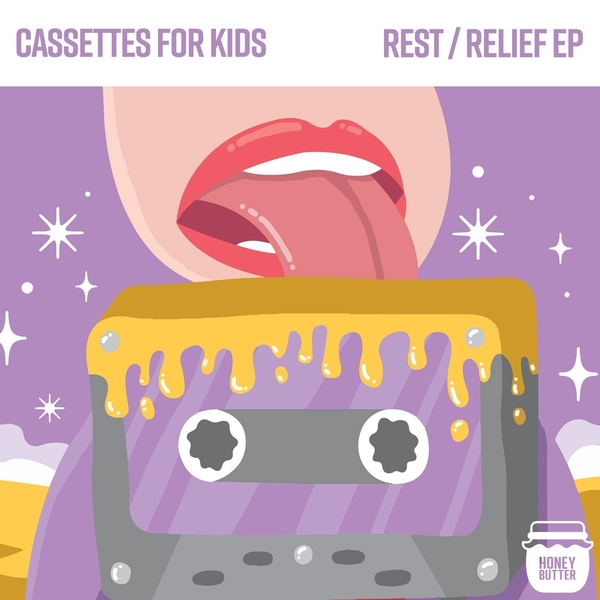 Cassettes For Kids - Rest Relief