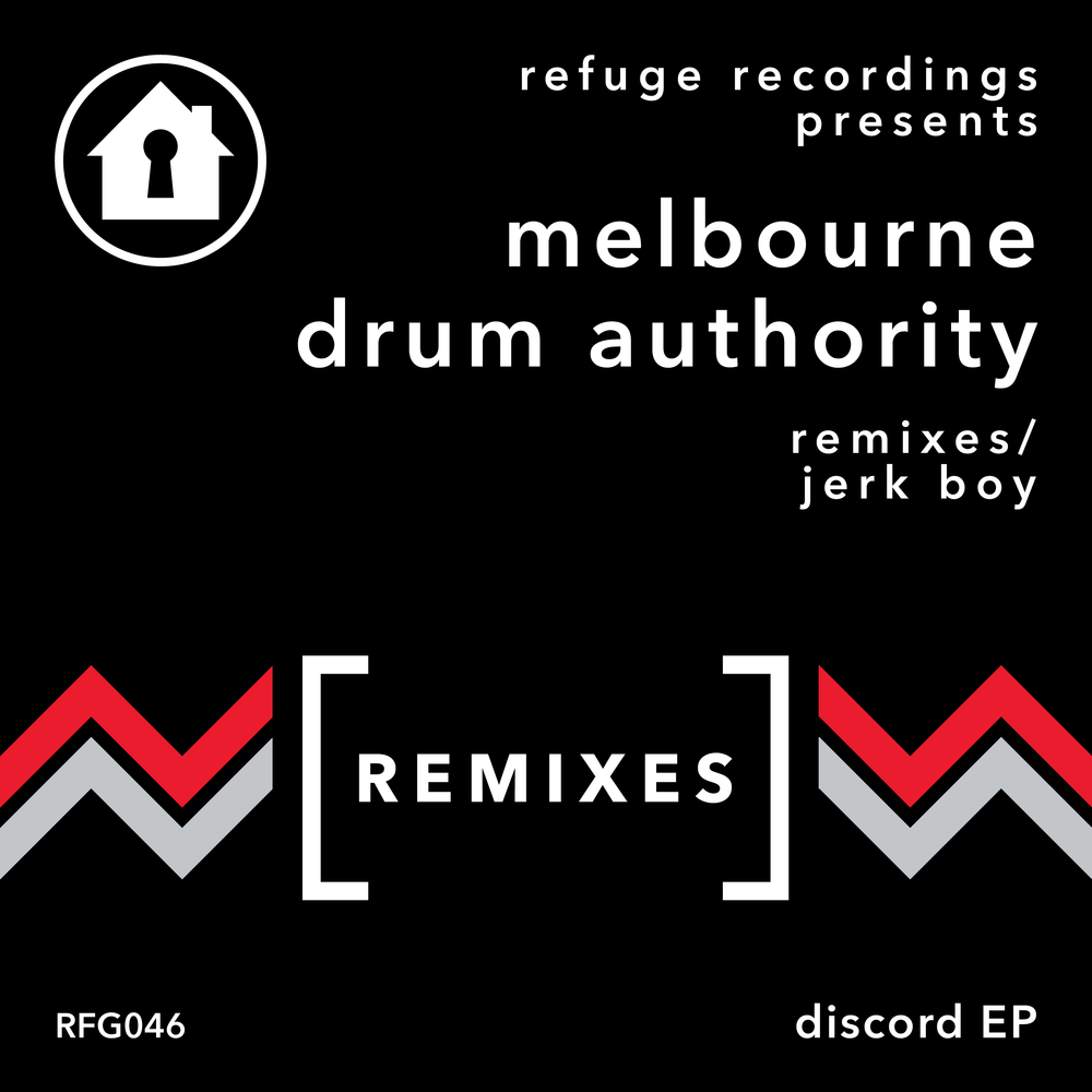 Melbourne Drum Authority - Jerk Boy Remixes