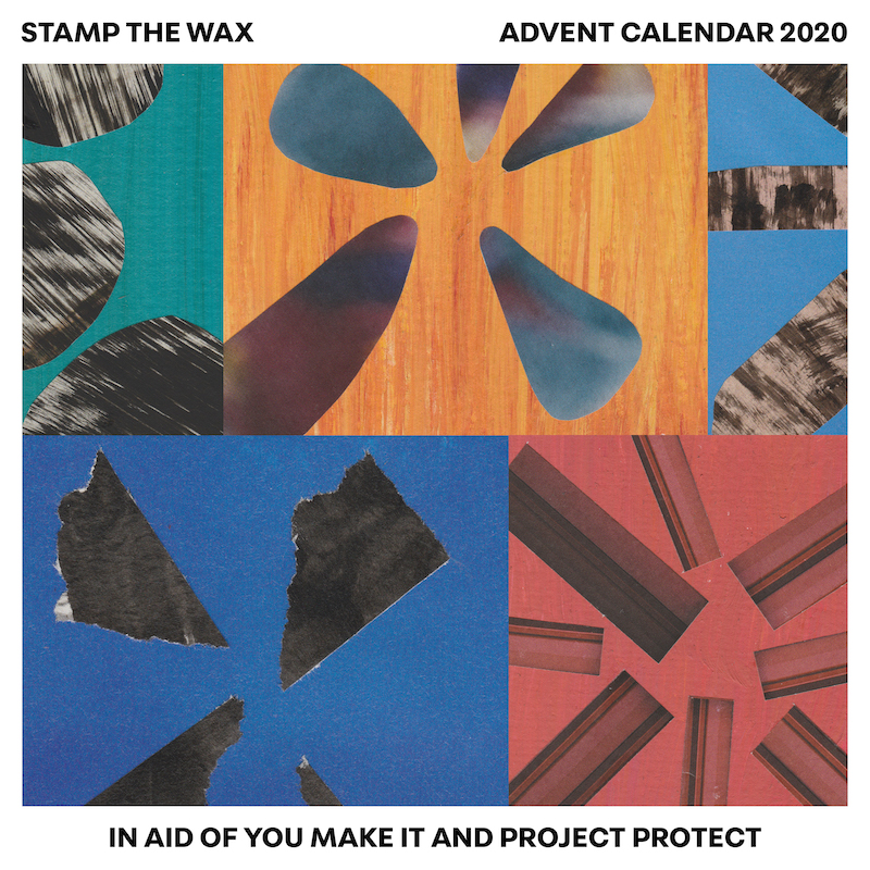 Advent Calendar 2020 - Stamp The Wax