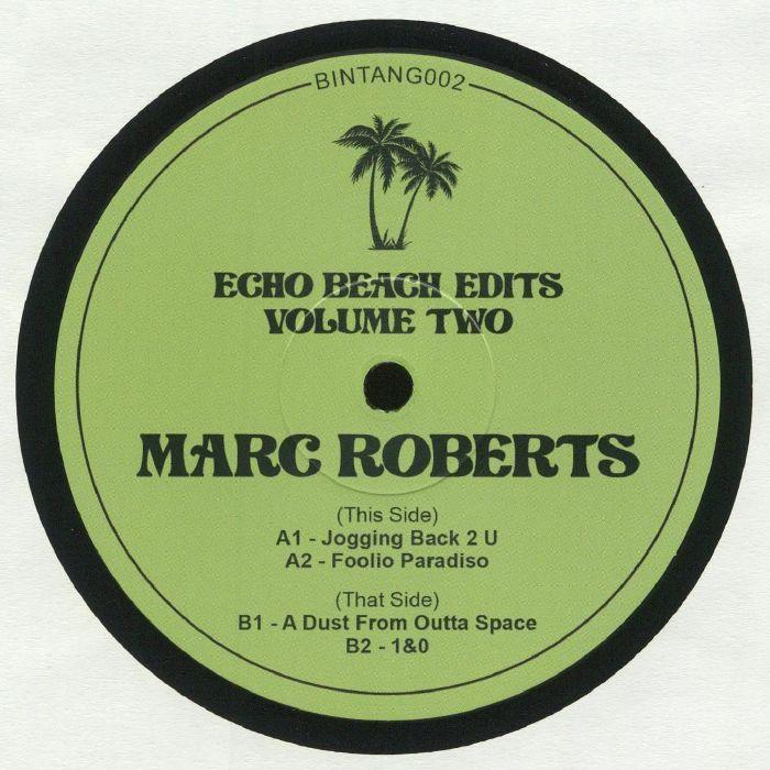 Marc Roberts - Echo Beach Edits Vol 2