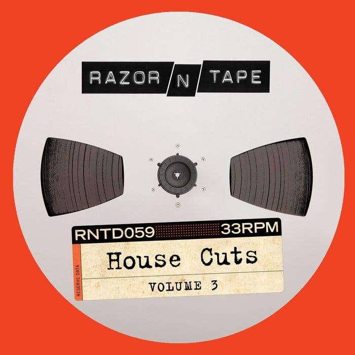 House Cuts Vol 3 Razor N tape