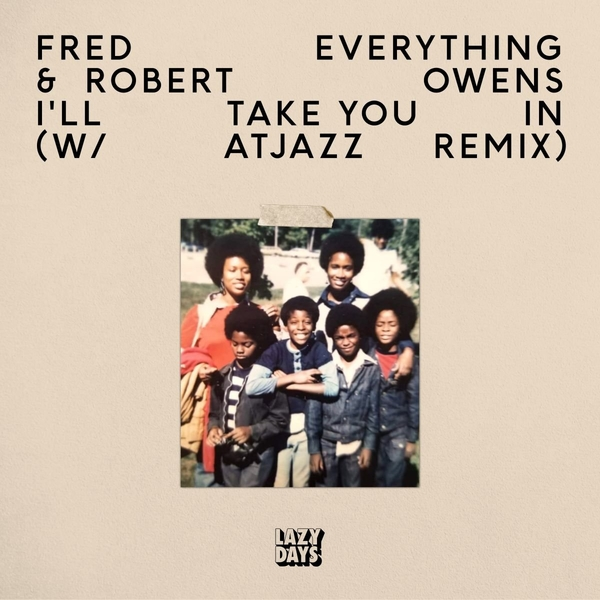 FreEverything & Robert Owens - I'll Take You In