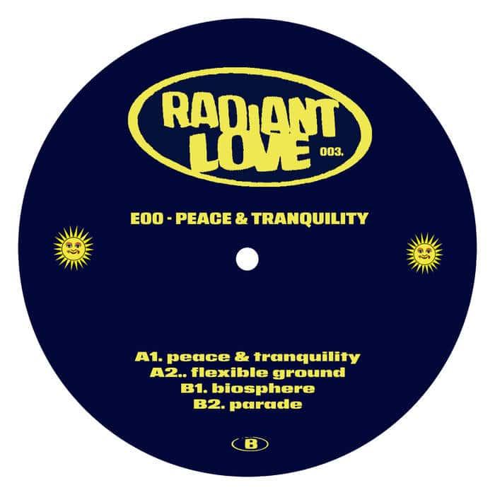 Eva 00 - Peace & Tranquility