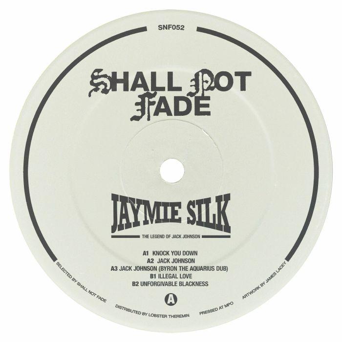 Jaymie Silk - The Legend Of Jack Johnson