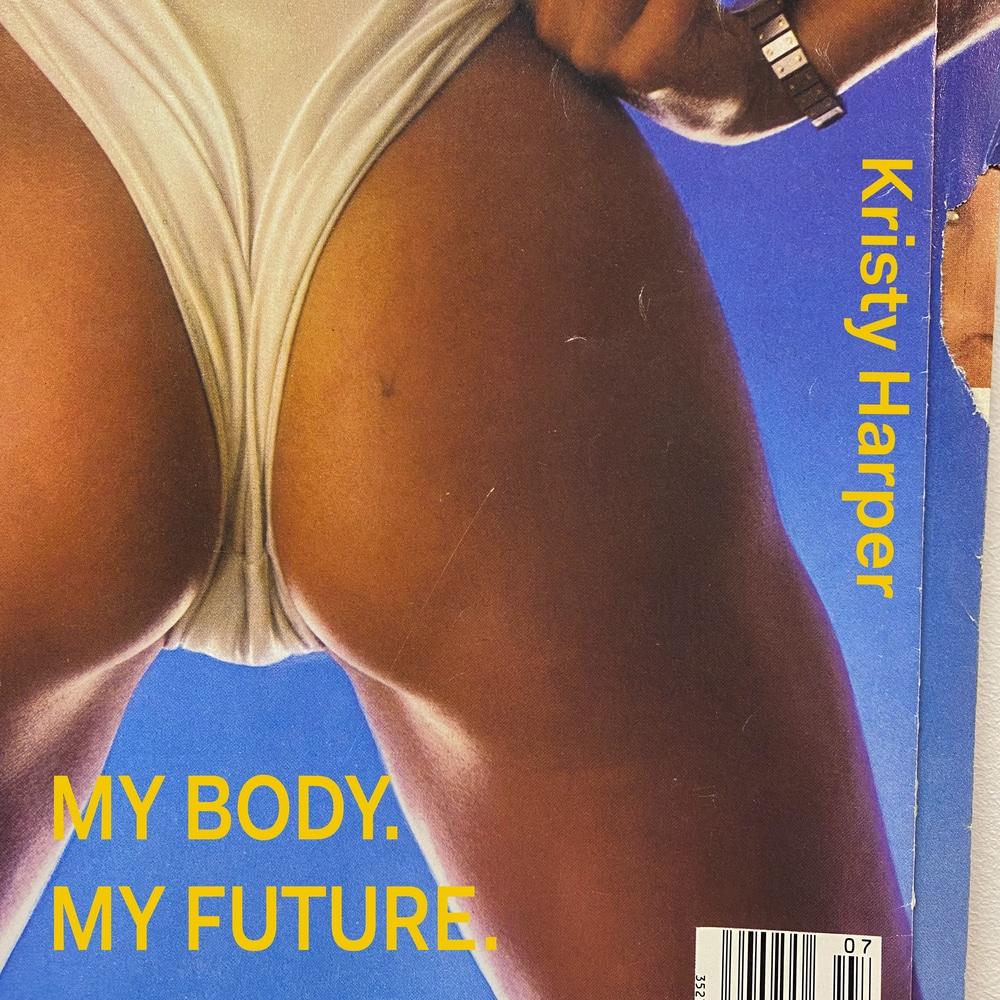 Kristy Harper - My Body, My Future