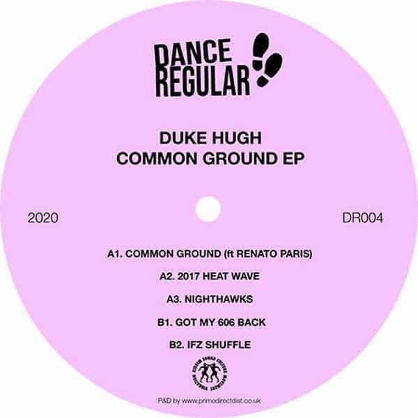 Duke Hugh - Common Ground
