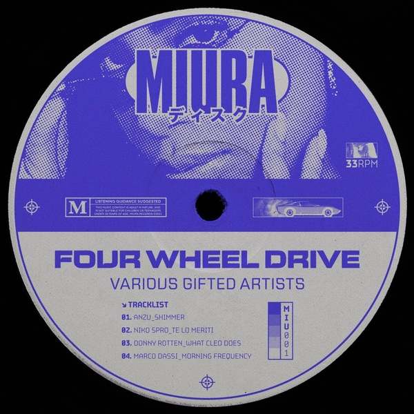 Four Wheel Drive - Miura