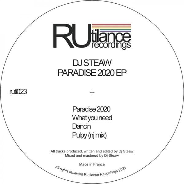 DJ Steaw - Paradise 2020