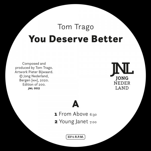 Tom Trago - You Deserve Better