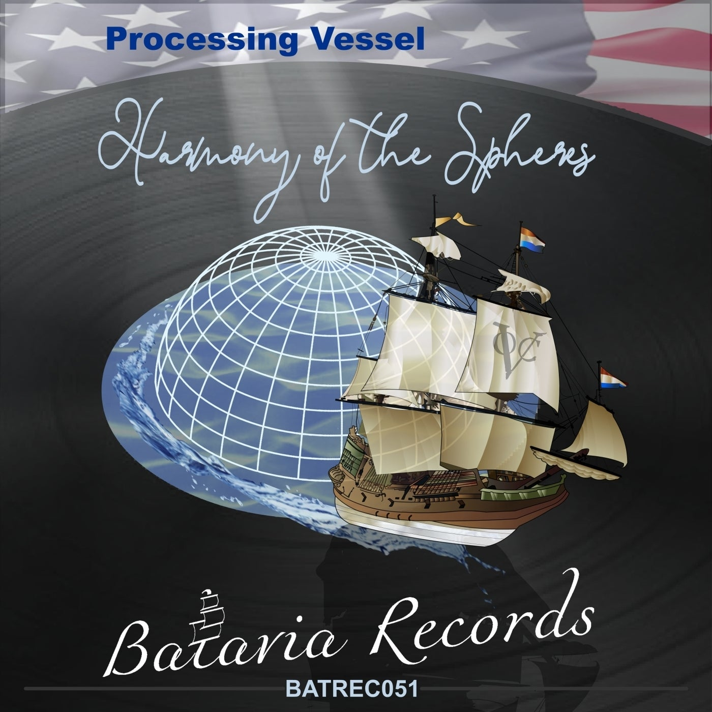 processing vessel - harmony of the spheres