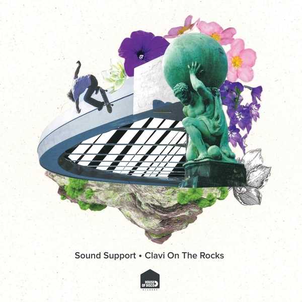 Sound Support - Clavi On The Rocks