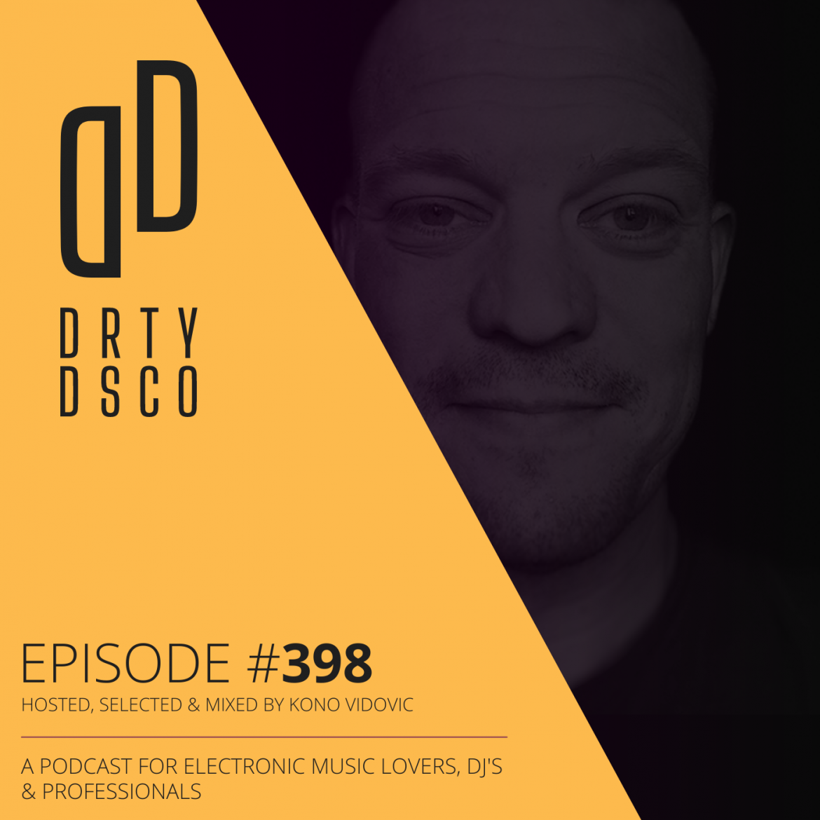 New branding & logo in Dirty Disco 398