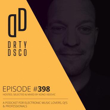 New branding & logo in Dirty Disco 398