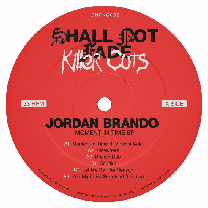 Jordan Brando - Moment In Time