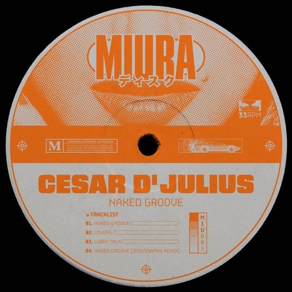 Cesar D Julius - Naked Groove