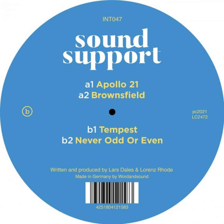 Sound Support - Apollo 21