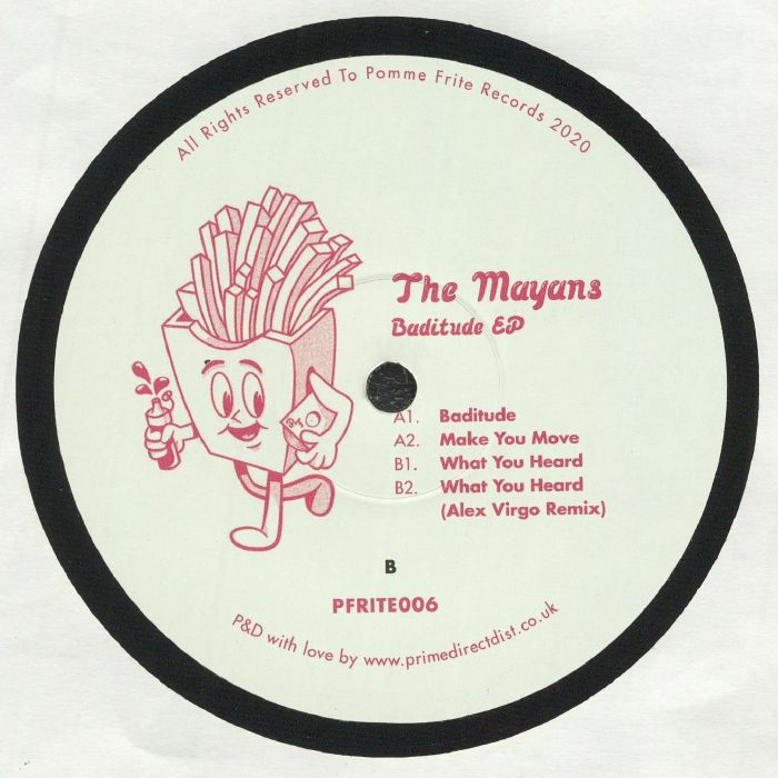 The Mayans - Baditude