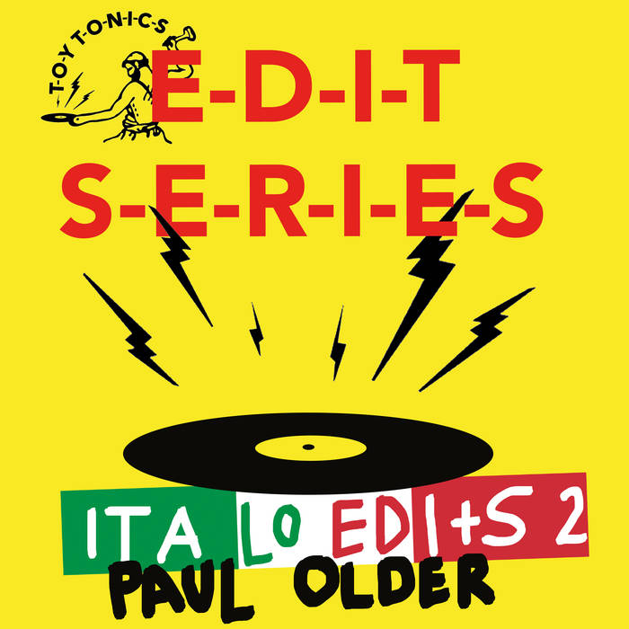 Paul Older - Italo Edits series 2