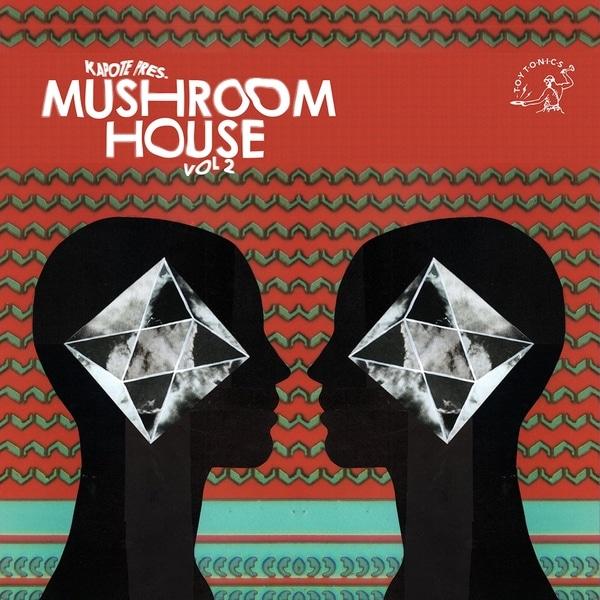 Toy Tonics Mushroom House Vol 2